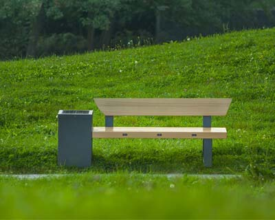 eco smart bench pametna klop esb